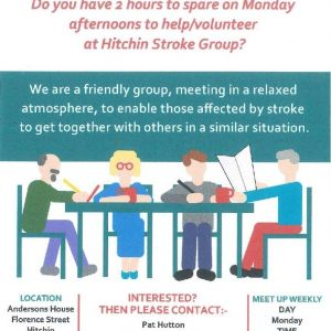 Hitchin Stroke Group