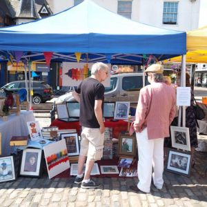 HITCHIN ART HUB ART FAIR