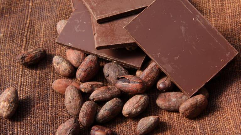 Lunchtime Talk: A TASTE OF CHOCOLATE PAST !