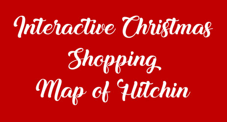 Christmas shopping map