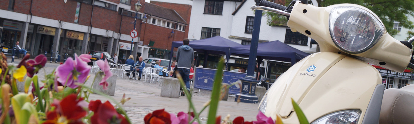 Hitchin Market Place